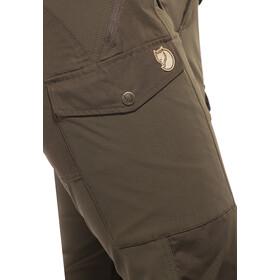 Fjällräven Nikka Pantalones Mujer, dark olive
